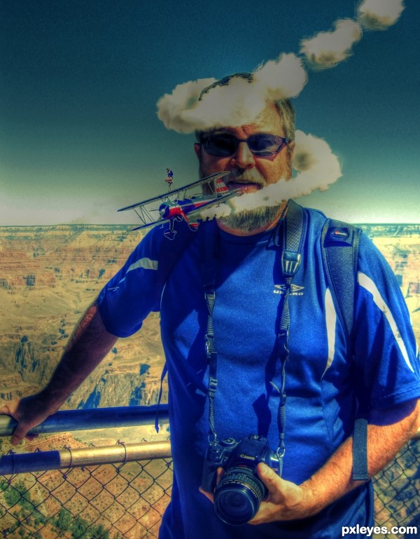 Grand Canyon Moment