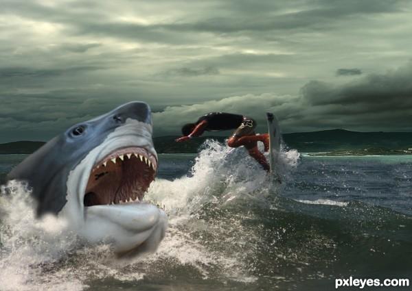 Jaws, The Return