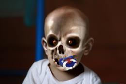 Bebe skull