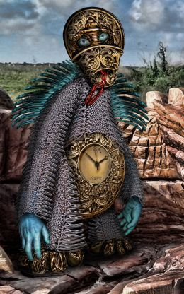 The Clock Lord