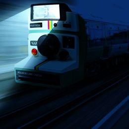 Train has eye