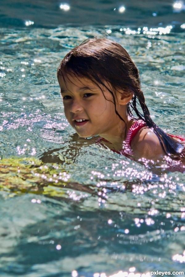 water and fun