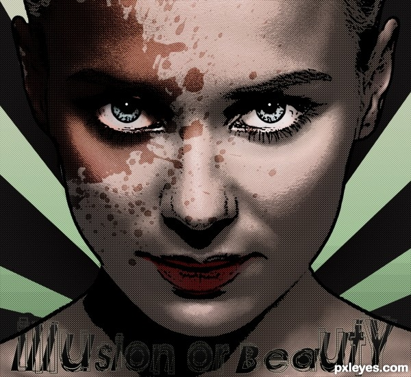 illusion or beauty