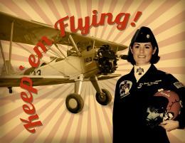Keep em Flying!