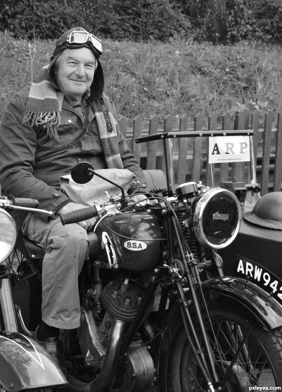 Me and My Motorbike
