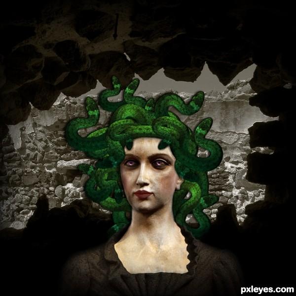 Medusas school portrait