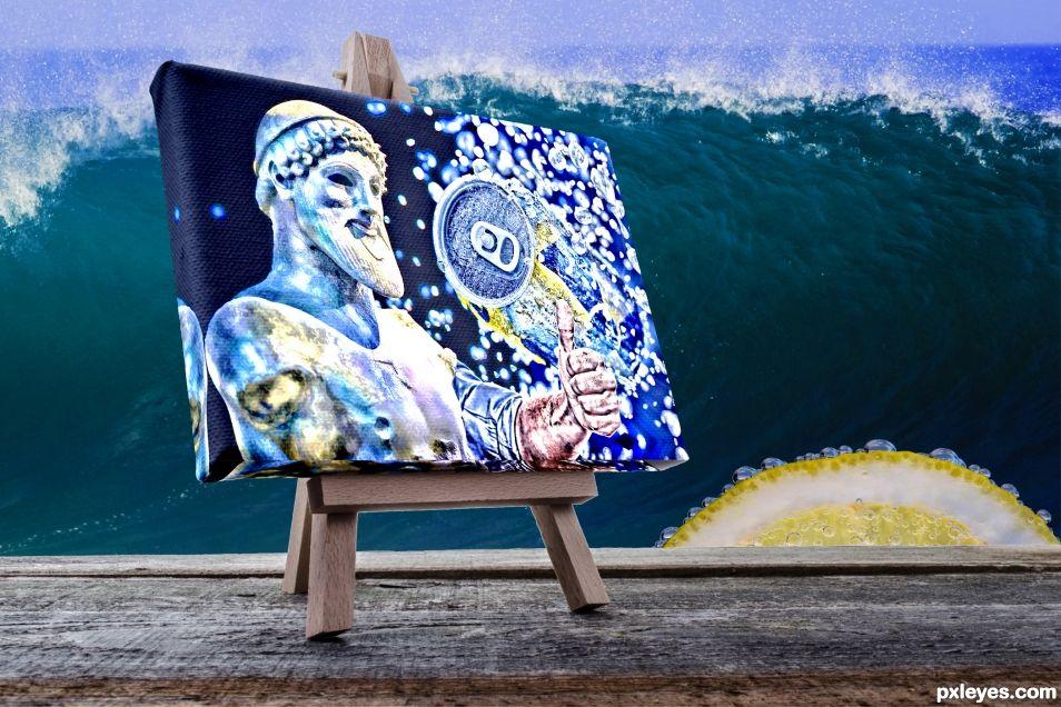 Poseidan Water Promo