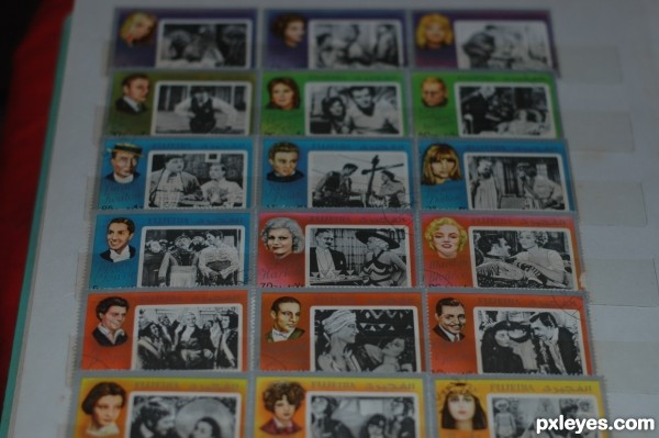 movie stamps
