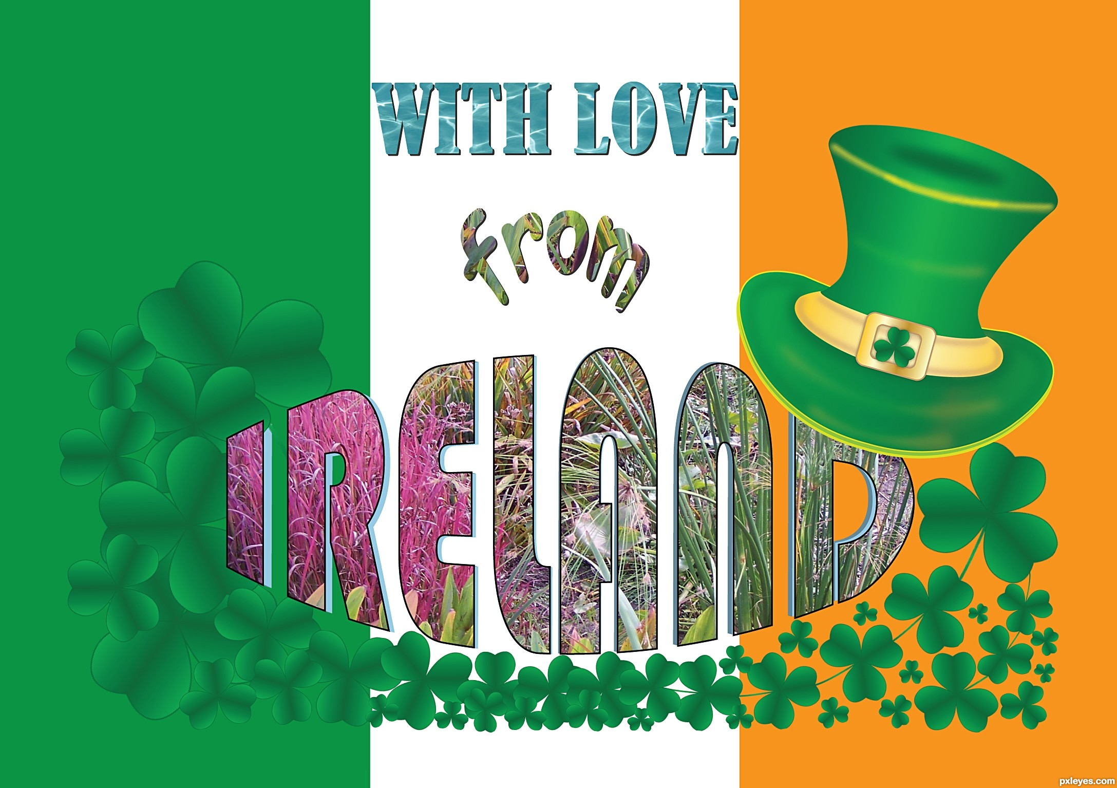 With love from ireland picture by corneliamladenova for postcard with love from ireland kristyandbryce Image collections