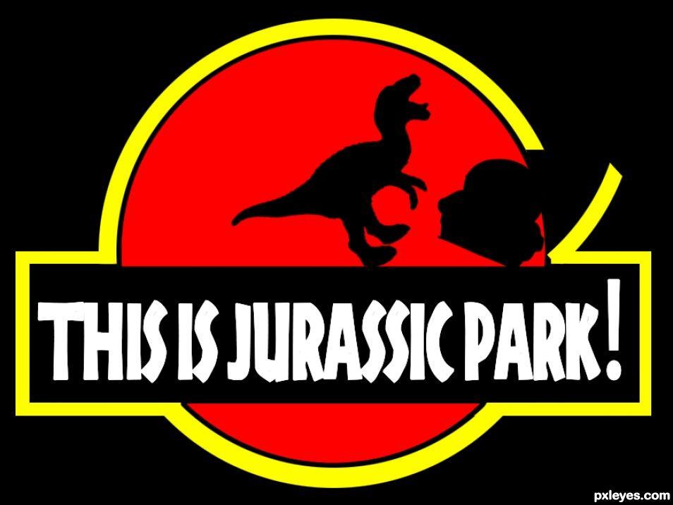 This is Jurassic Park!