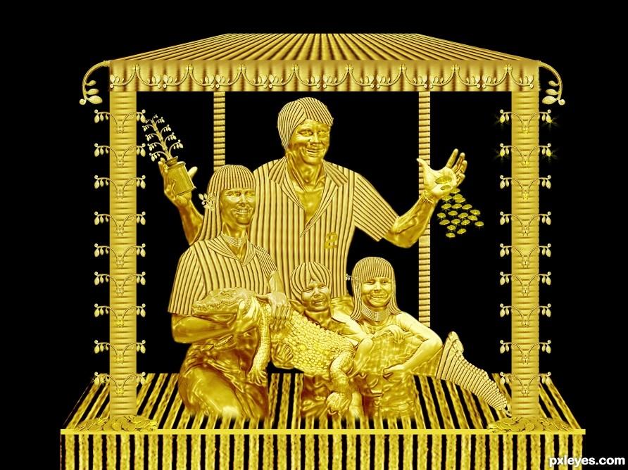 golden life