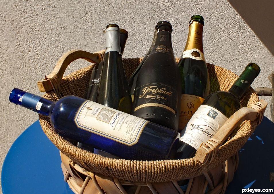 Wine or Cava