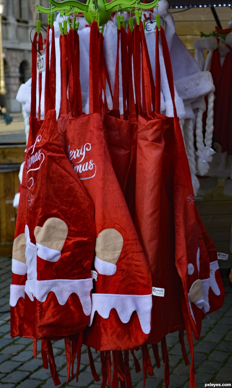 Christmas Aprons for Sale