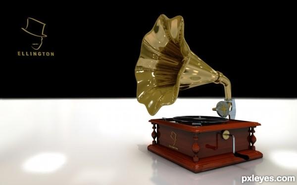 Ellington Gramophones