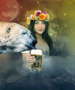 Bear Likes Beer