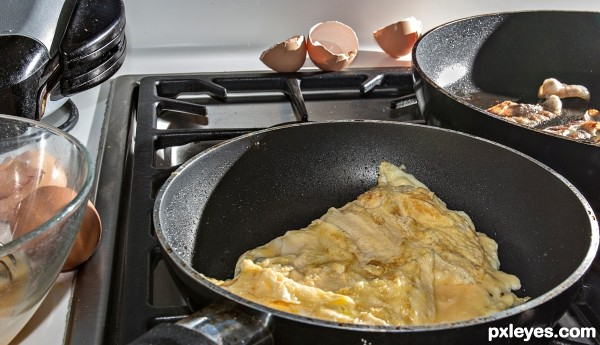 You cant make an omelette without breaking eggs