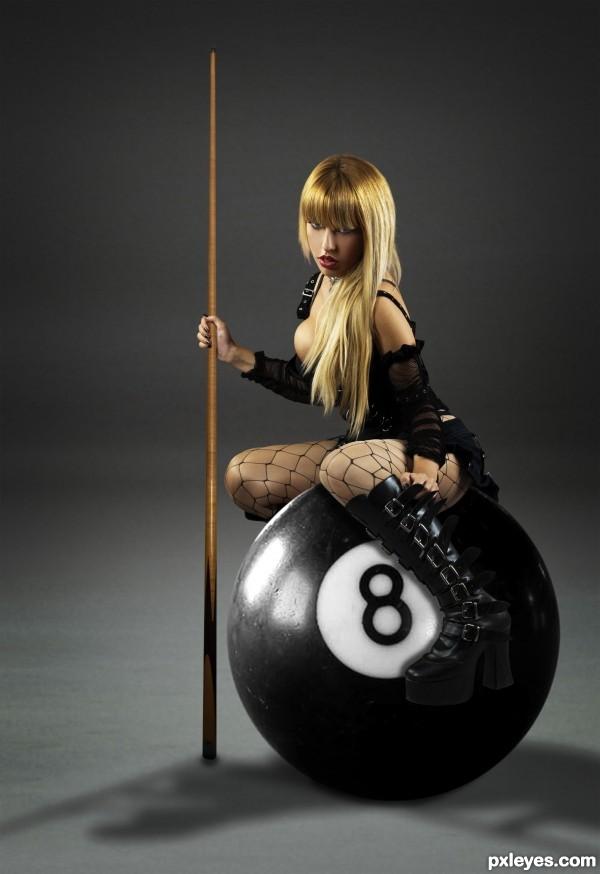 Eight Ball Vixen