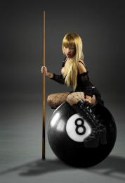 Eight Ball Vixen