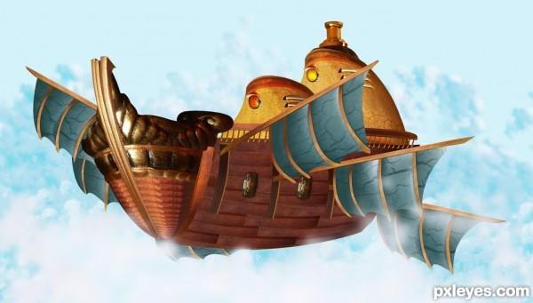 the merchant ship