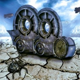 Steampunk universe Picture