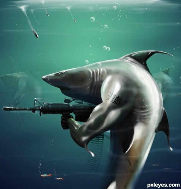 Underwater Force