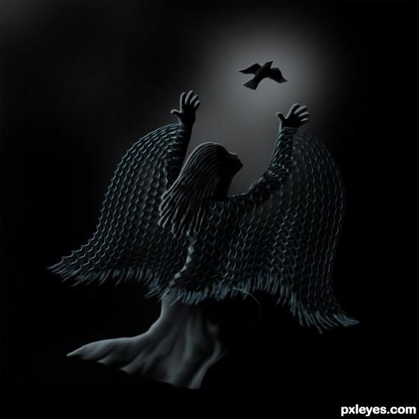 Creation of Blackbird: Final Result