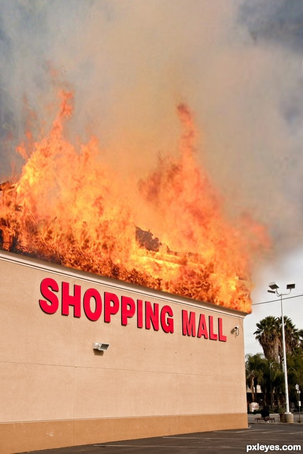 Mojo Nixon: Burn down the malls