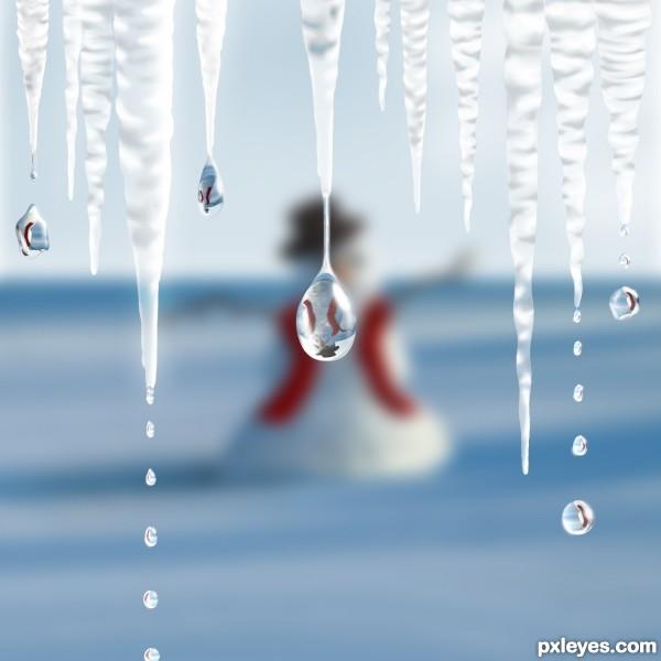 Snowman Tragedy