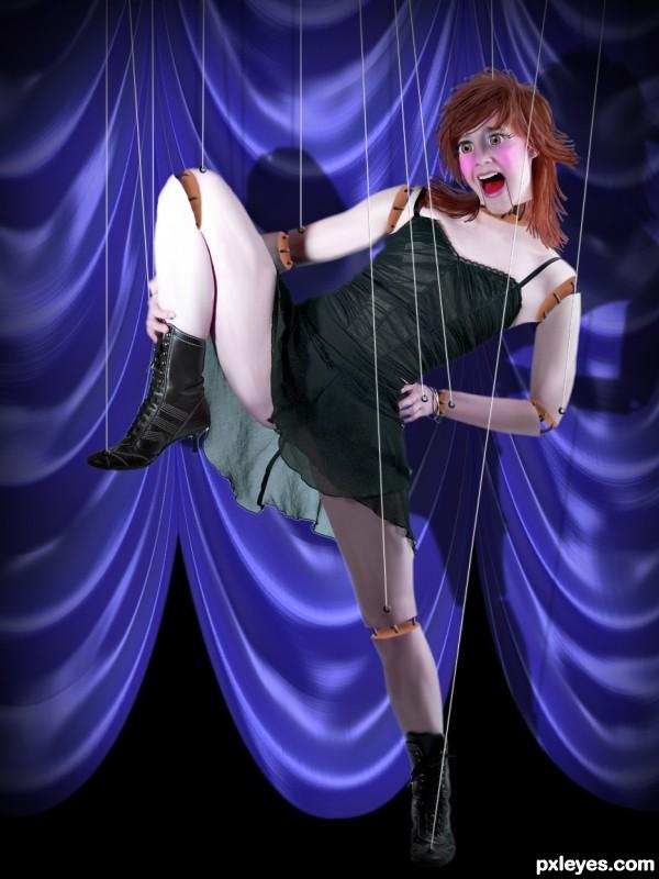 Marionete (puppet)