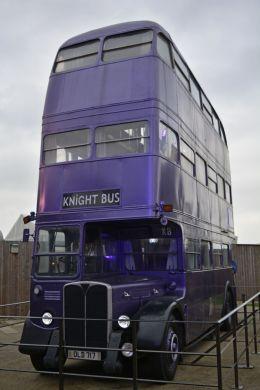 Harry Potters Bus