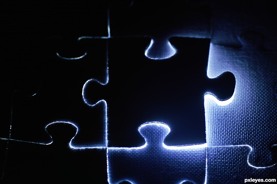Solving a piece of the puzzle