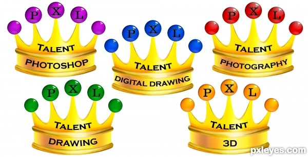 Talent Crowns