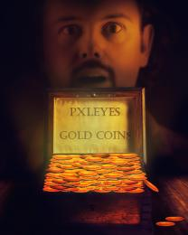 PxLeYeS 10g Gold Coins