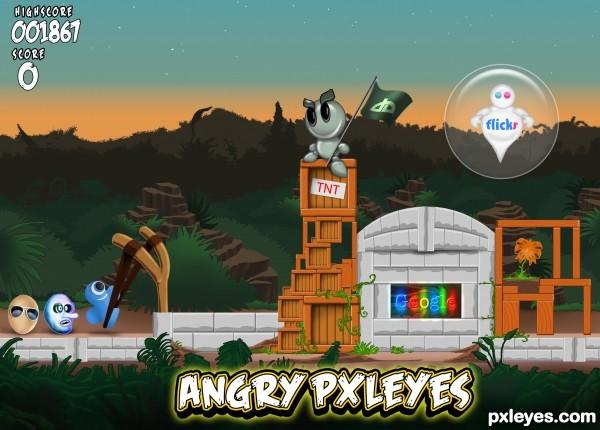 Angry Pxl