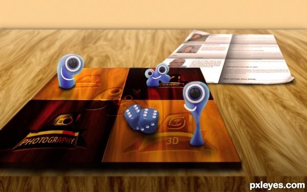 PXL game