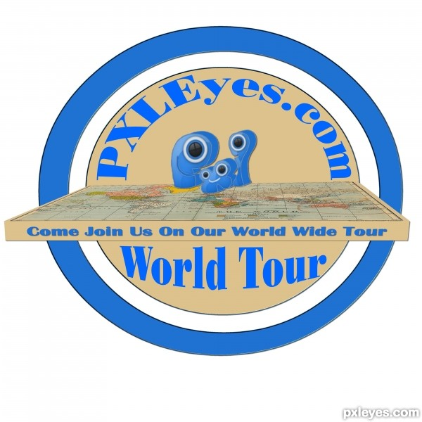 Pxleyes.com World Tour