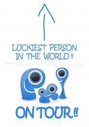 Luckiestpersonintheworld
