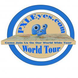Pxleyes.com World Tour