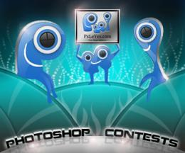 Photoshop Contests Banner