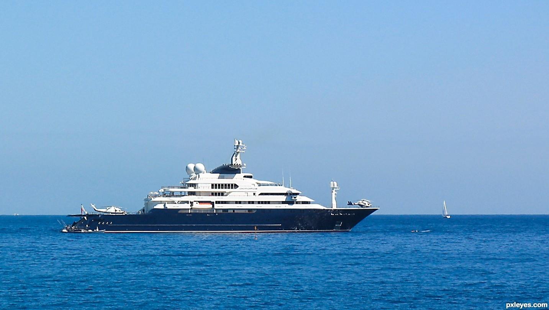 Khashoggis Ship Nabila  Nabila Khashoggi