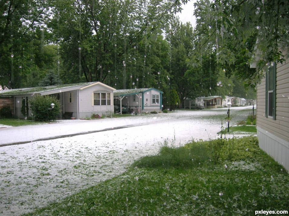 All Hail Rain