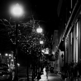 Eveningshower