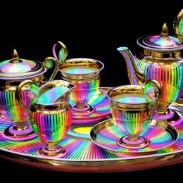 ColourfulTeaset