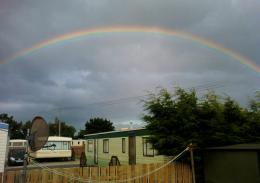 Somewhere Over the Caravans