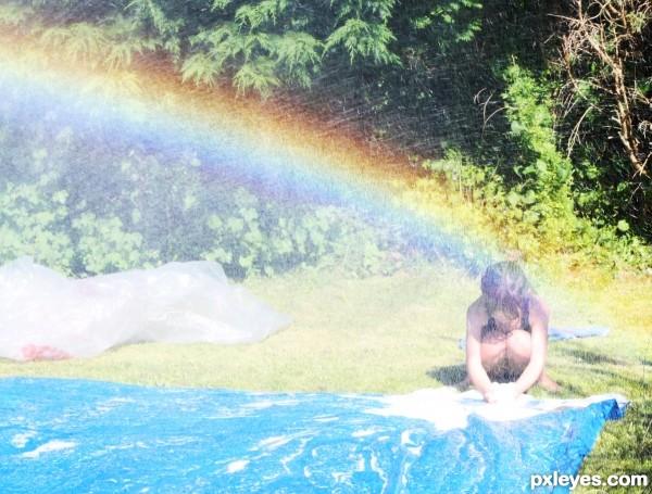 Homemade Rainbow