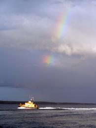 Lifeboatundertherainbow