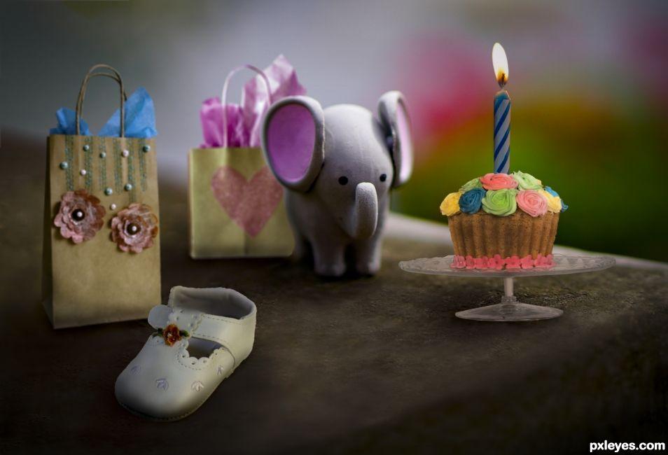 Happy mini birthday