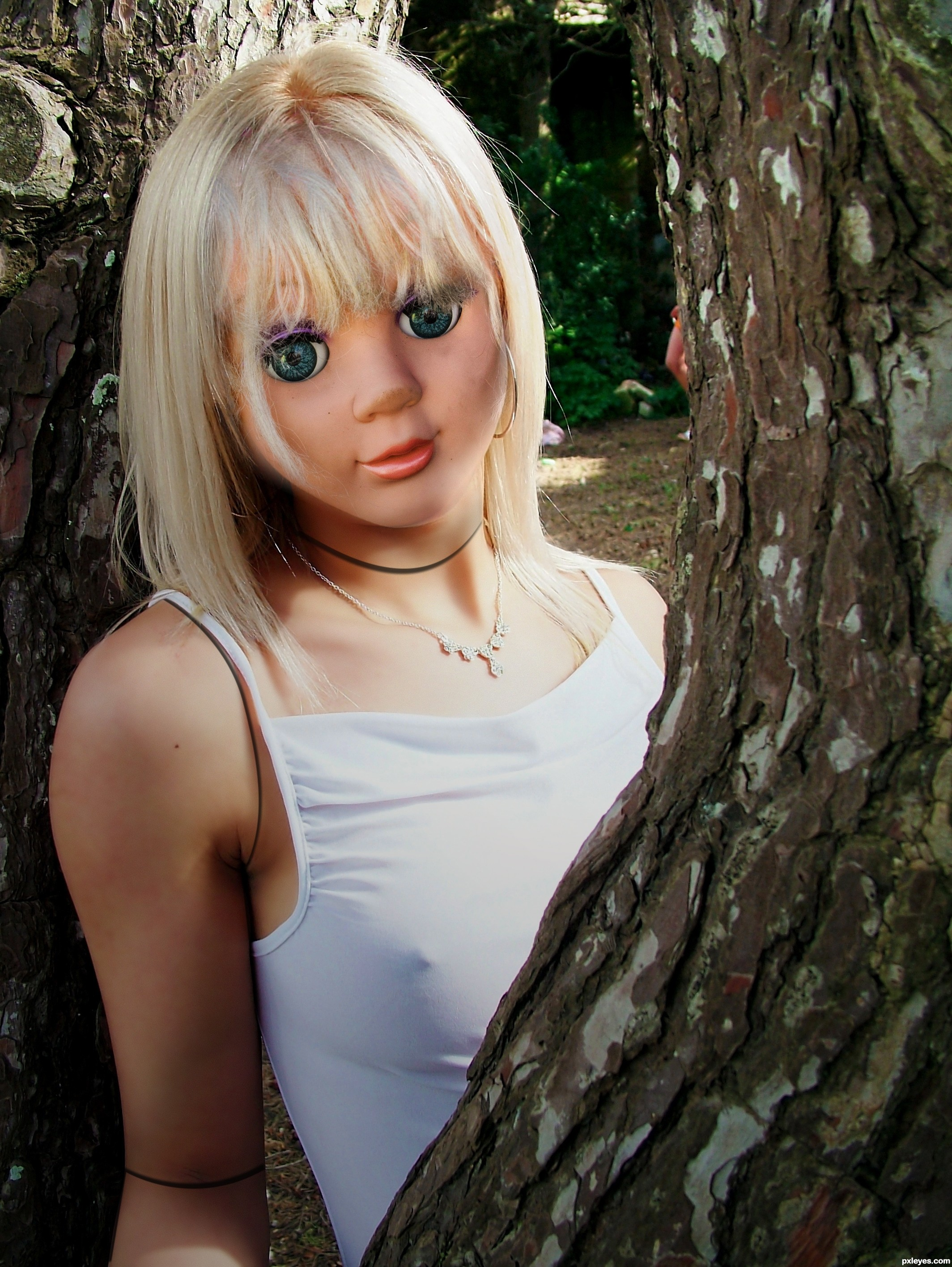 Living Doll picture, by RickLa...