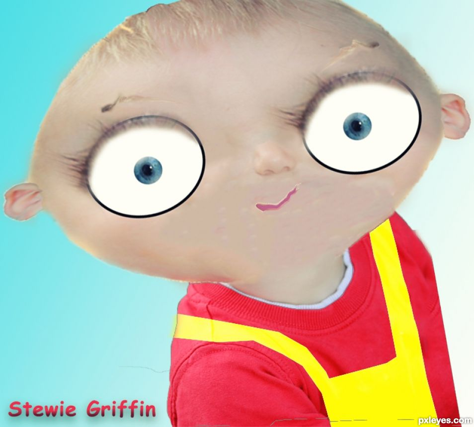 Stewie Griffin Picture By Shreyas001 For Real Life Cartoon