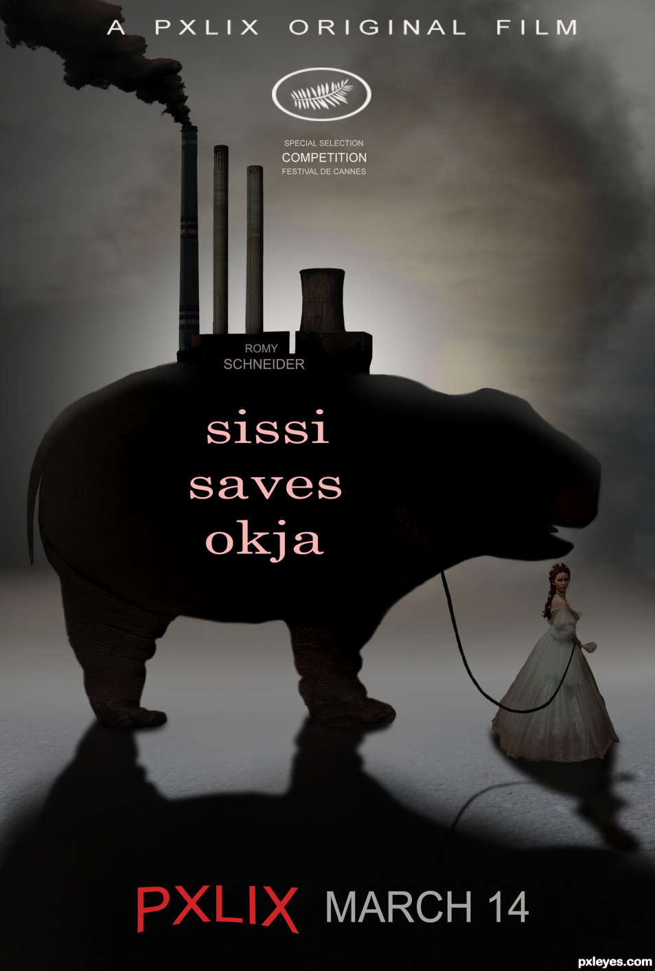Sissi saves Okja